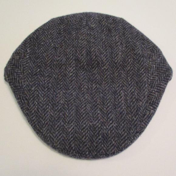 4f71a82a41133 Orvis Yorkshire Driving cap Scottish wool sz 7 1 8.  M 5c70416a0cb5aa491adf320c